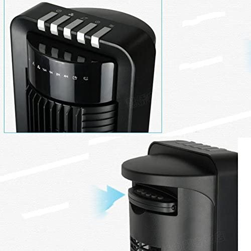 XUERUI ventilator met elektrische ventilatoren voor de toren, verticaal, multifunctioneel, met afstandsbediening, regelaar h4rJjcxE