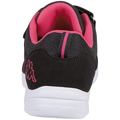 buy cheap best place Kappa Women's Dahlia Trainers Black (1122 Black/Pink 1122 Black/Pink) clearance enjoy cheap sale visa payment sale clearance store discount original FPYJg4dbS