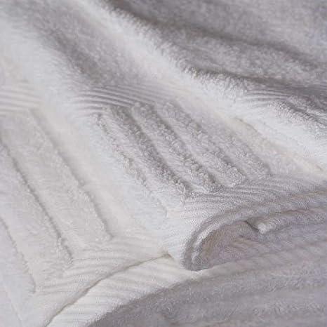 Amazon Com Hotel Oxford Signature Washcloths 13x13 100 Ringspun Cotton W Piano Design Dobby Borders Dobby Hemmed White 1 5 Lb Dz Kitchen Dining