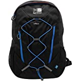 KARRIMOR URBAN 30 LITRE BLACK & BLUE RUCKSACK BACKPACK