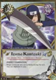 Naruto Card - Izumo Kamizuki 788 - Will of Fire - Common - 1st Edition