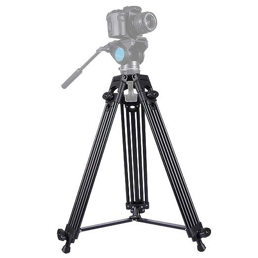 Belingeya-el La cámara del trípode del Recorrido Heavy Duty ...