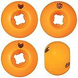 OJ 92a Little Doodies Wheels (4 Pack), 58mm, Orange