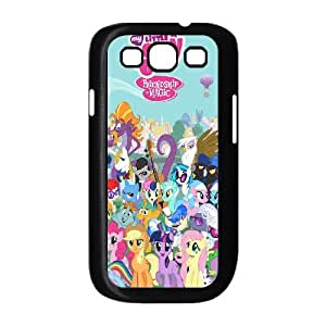 My Little Pony Samsung Galaxy S3 9300 Cell Phone Case Black Exquisite gift (SA_473166)