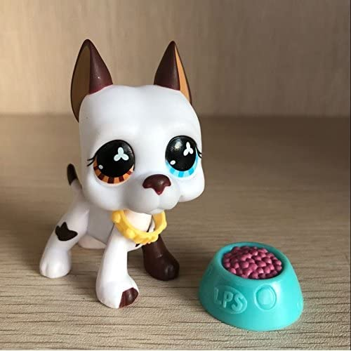 Mini Pet Shop Littlest Lps 577 Pvc Great Dane Dog Collection Toys