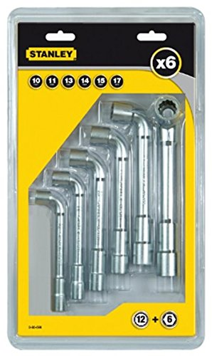 Stanley 0-86-699 Wrench-Set , Silver