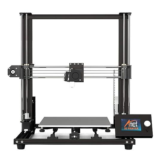 ZJRA Impresora 3D, nivelación automática asistida por Impresora 3D ...