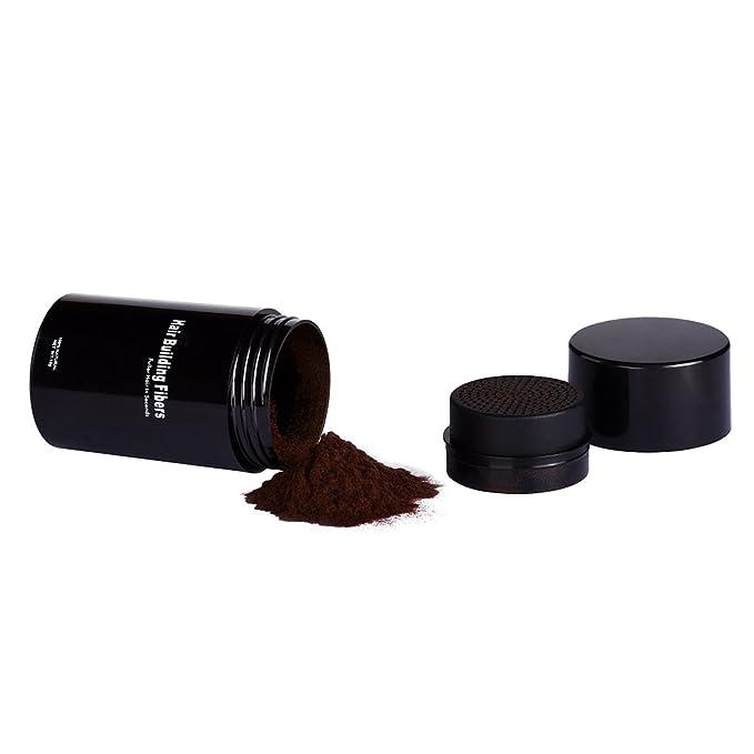 Bulary polvo para cabello densificador fibra capilar: Amazon ...