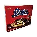 Haitai Ohyes Premium Chocolate Coated Cream Cake 12 count x 1 pack 오예스