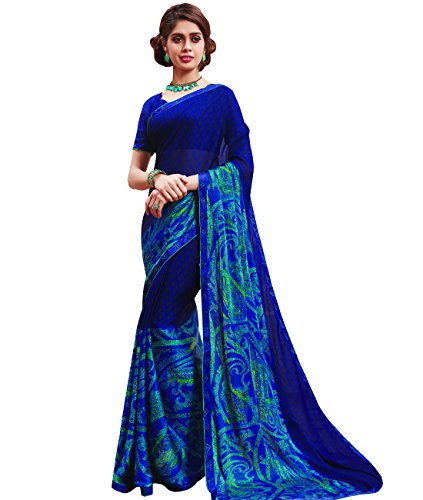 Simaaya -  Vestito  - avvolgente - Donna Blu Blue Taglia unica