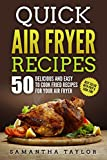 More fried meals, you can't even imagine! Not only French Fries or Buffalo Chicken Wings! This Air Fryer Cookbook contains TOP easy budget-friendly cooking recipes to fry, roast and grill delicious oil-free meals When you hear about Air Fryer you pr...