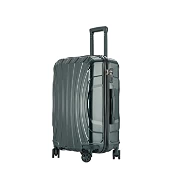 Multi-Function 24 Inch Lock Box with Cup Holder Color : Blue, Size : 24 inches College Student Trolley Case Retractable HUANGA Suitcase