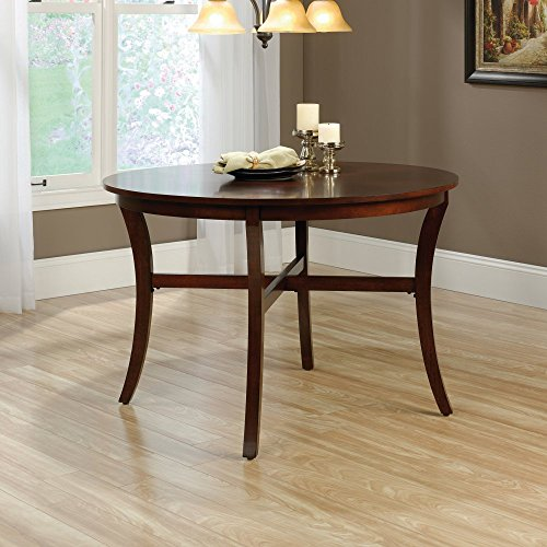 Sauder Woodworking Palladia Round Dinette Table