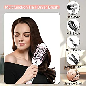 Aokebeey Hair Dryer Brush,Hot Air Styler Multifunction Hairdryer Brush and Volumizer,Upgrade 5 in 1 Salon Hair Brush…