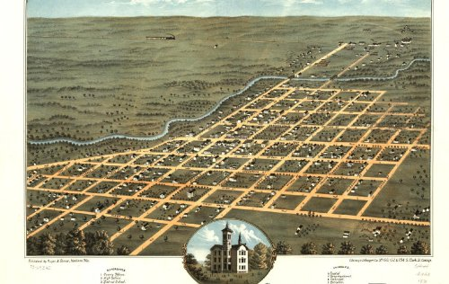 Historic Panoramic Maps of Minnesota on CD