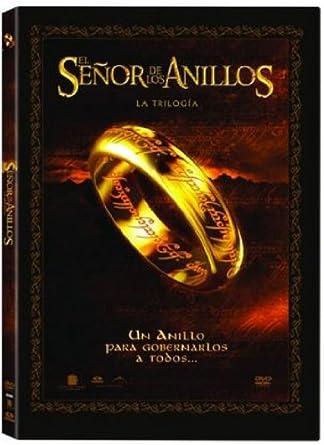 Trilogia El Señor De Los Anillos Ed. Cinematografica DVD: Amazon.es: Wood, Elijah, Mckellen, Ian, Jackson,Peter, Wood, Elijah: Cine y Series TV