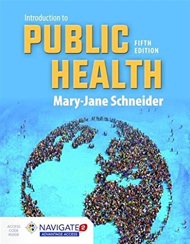 Introduction to Public Health cover