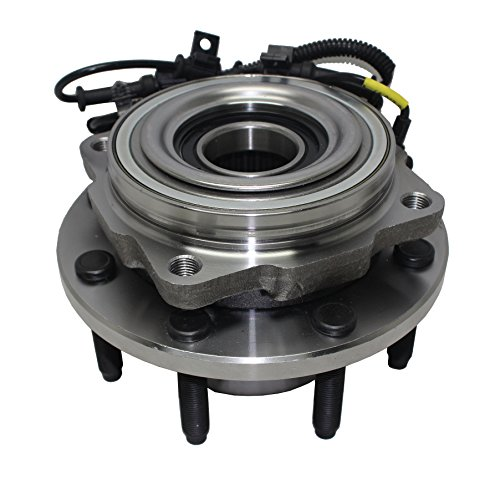 Brand New Front Wheel Hub and Bearing Assembly [SINGLE REAR-WHEEL] fits 2005-2010 Ford F-250 4WD - [2005-2010 Ford F-350/450/550 SINGLE REAR WHEEL 4WD