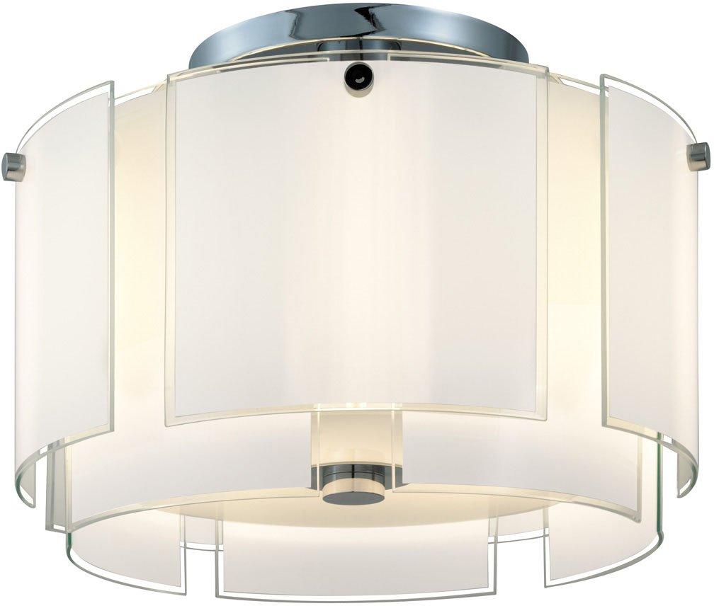 Amazon.com: sonneman 3188 velo 2 – Lámpara de plafón con ...