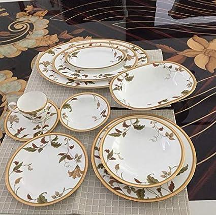 Noritake Islay Dinnerware Set, 27 Pcs, Bone China, Best for Gifting