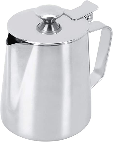 Stainless Steel Milk Frothing Pitcher Art Jug Mug Creamer Latte Coffee Craft Cup