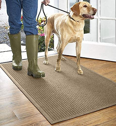 Orvis Grid Recycled Water Trapper Mat Only 2 11 X 4 11 , Camel,