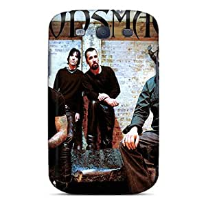Samsung Galaxy S3 Bgo16412WYVy Custom Attractive Godsmack Pictures Protective Hard Cell-phone Case -ErleneRobinson