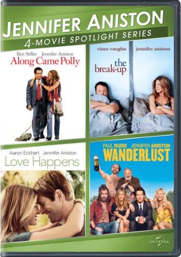 Jennifer Aniston 4-Movie Spotlight Series