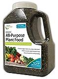 Natural Alternative 5-5-5 Organic All-Purpose Starter Plant Food...