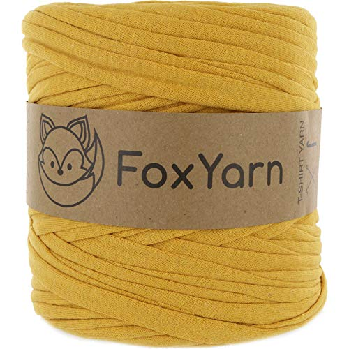 (T-Shirt Yarn Cotton Fettuccini Zpagetti Highest Quality ~ 1.4 lbs (700g) and 140 Yards Long (~120 Meter) Sewing Knitting Crochet T Shirt Yarn)