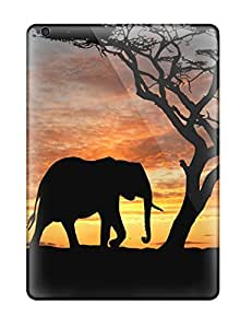 Hot Fashion QSXWVYD10817HuVrJ Design Case Cover For Ipad Air Protective Case (elephant)