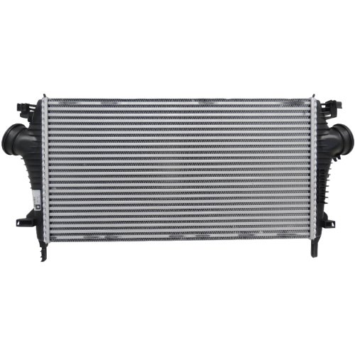 2011-13 Buick Regal Turbo Charge Air Cooler / Intercooler 13241751 - Air Intercooler Assembly