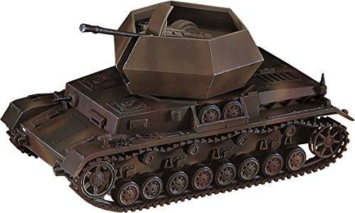 Flak Panzer IV Ostwind Tank SdKfz 161-3 37mm 1/72 Hasegawa
