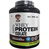 Muscle Research Snt 100% Whey Protein Isolate - 4 Lbs (Chocolate)