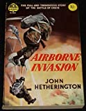 img - for Airborne Invasion John Hetherington Battle Of Crete Vintage 1957 book / textbook / text book