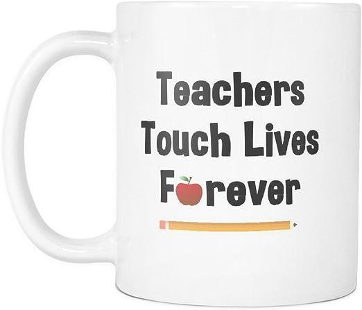com teacher mug quote best appreciation gift oz