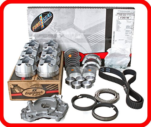 - Engine Rebuild Overhaul Kit FITS: 2007-2012 Dodge Ram 408 6.7L 6.7 Cummins Turbo Diesel