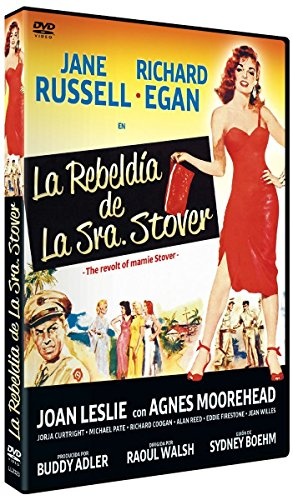- The Revolt of Mamie Stover (SPA) [ NON-USA FORMAT, PAL, Reg.0 Import - Spain ]