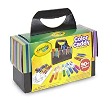 Crayola Color Caddy, Art Set with Craft Supplies, Gift for Kids