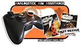 AAA-Shocks: FPS Controller Mod Analogstick Aim Assistance Shock Absorbers (