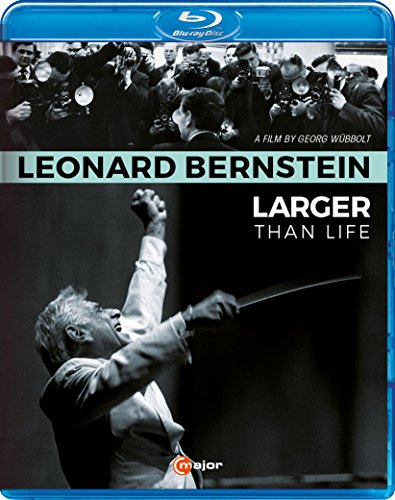 Leonard Bernstein: Larger Than Life [Blu-ray]