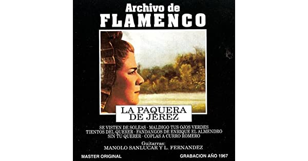 Amazon.com: Se Visten de Soleás: La Paquera de Jerez: MP3 ...