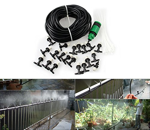 Greenhouse Mist Systems - 8