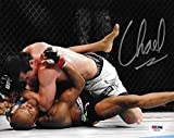 Chael Sonnen Signed UFC 8x10 Photo COA Picture Autograph 148 117 v Silva - PSA/DNA Certified - Autographed UFC Photos