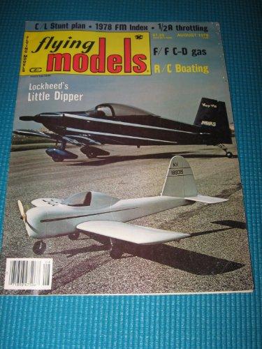 FLYING MODELS AUGUST 1979