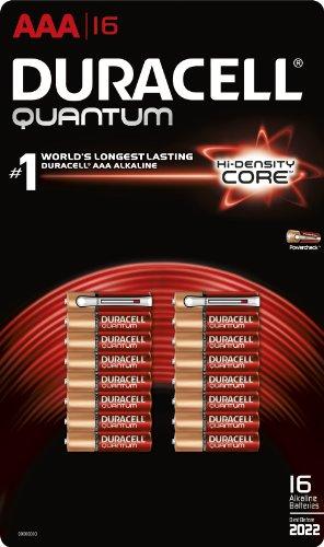 Digital Alkaline Aaa Batteries - 9