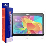 Samsung Galaxy Tab 4 10.1 Screen Protector + Full Body, Skinomi MatteSkin Full Skin Coverage + Screen Protector for Samsung Galaxy Tab 4 10.1 Anti-Glare and Bubble-Free Shield