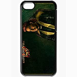 diy phone casePersonalized ipod touch 4 Cell phone Case/Cover Skin The Hunger Games Catching Fire Blackdiy phone case