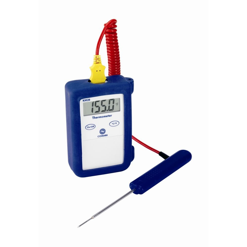 Comark Type K Hand-Held Thermocouple Food Thermometer Kit KM28/P5 -- 1 each