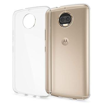 NALIA Funda Carcasa Compatible con Motorola Moto G5S Plus ...